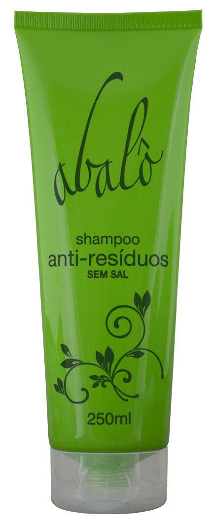 Shampoo Anti- Resíduos