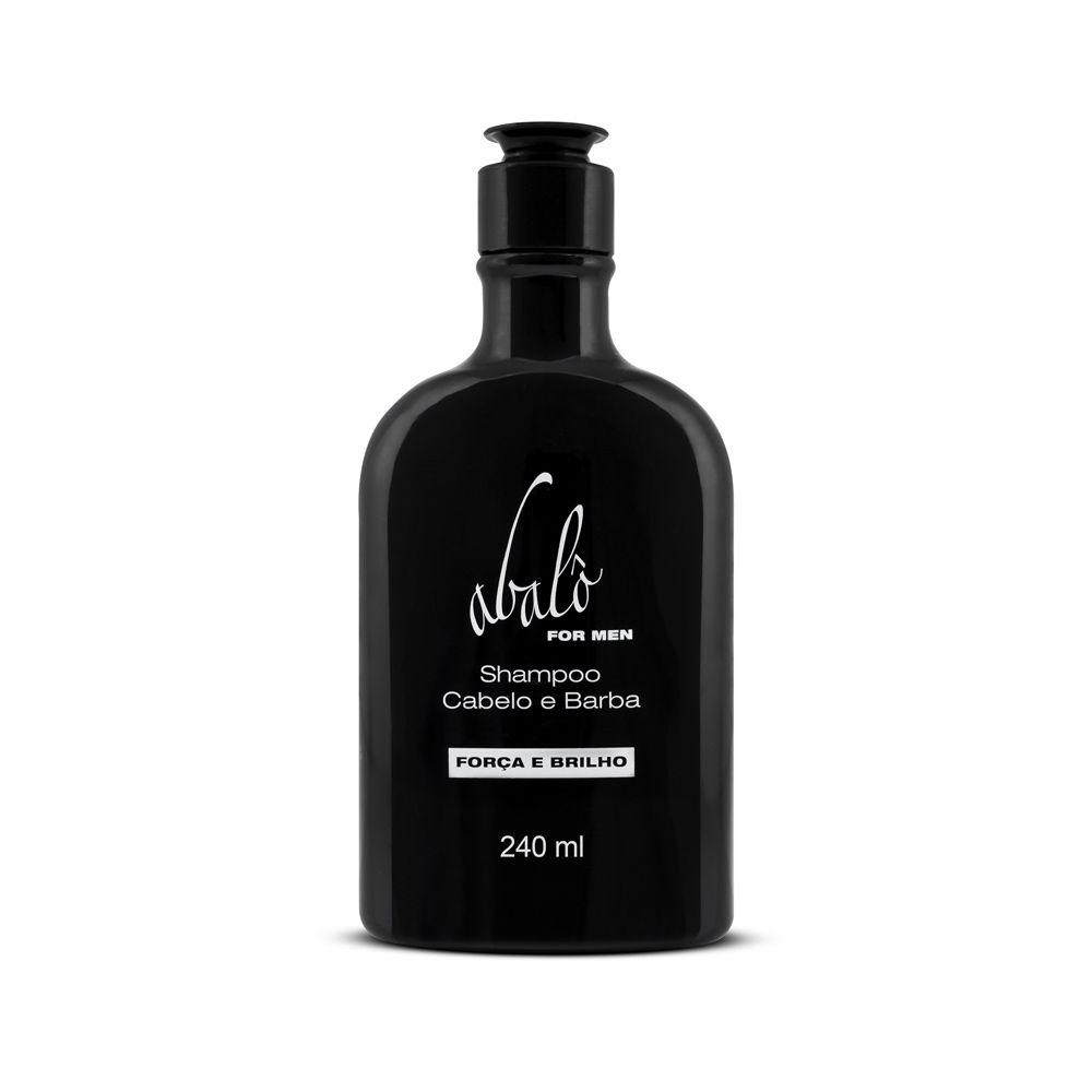 Shampoo Cabelo e Barba Abalô
