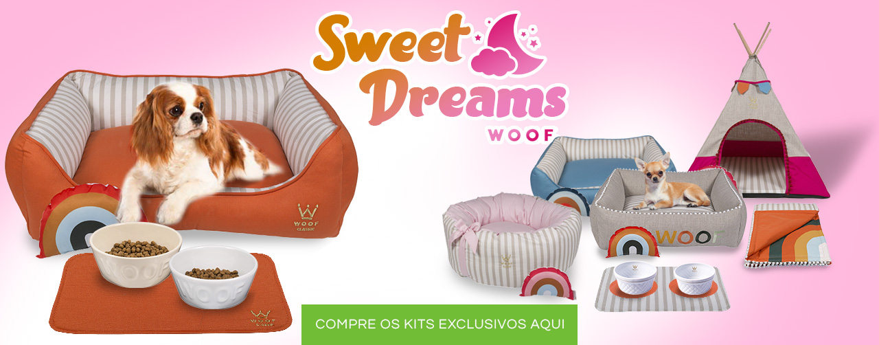 Kits Completos Sweet Dreams: Exclusivo Petite Sofie com 5%OFF