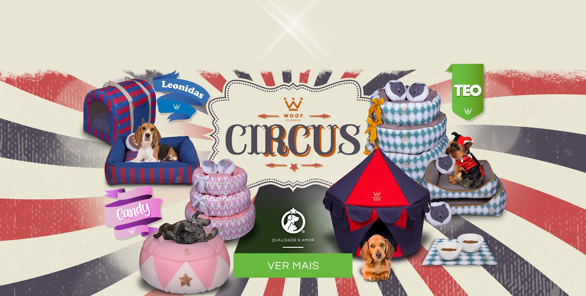 HOME Desktop Circus Woof