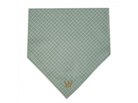 Bandana Pet Woof Classic Deep II Tiffany