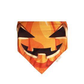 Bandana Woof Classic Halloween Abóbora