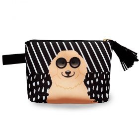Bolsa Clutch Golden Retriever