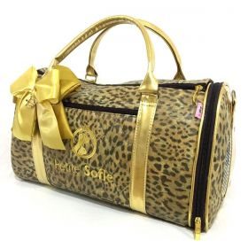 Bolsa de Transporte Pet Jolie Vie Animal Print