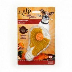 Brinquedo com Aroma de Bisteca Grilled T-Bone AFP