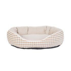 Cama Oval Lonita Urban Puppy Bege - GG