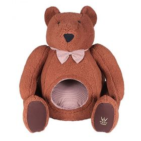 Cama Urso Marrom Woof Classic