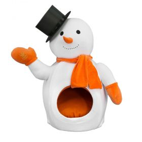 Cama Woof Classic Snow Especial Natal 2019