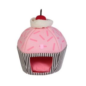 Caminha Cupcake Woof Classic Iceland Marrom