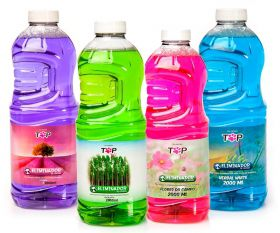 Eliminador de Odores Home Top Vet 2L