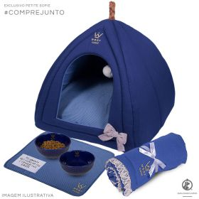 Kit Cabana Enchanté Linho Completo Woof 10%OFF