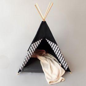 Tenda para Cachorro Beds for Pets Black