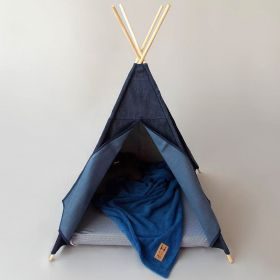 Tenda para Cachorro Beds for Pets Jeans