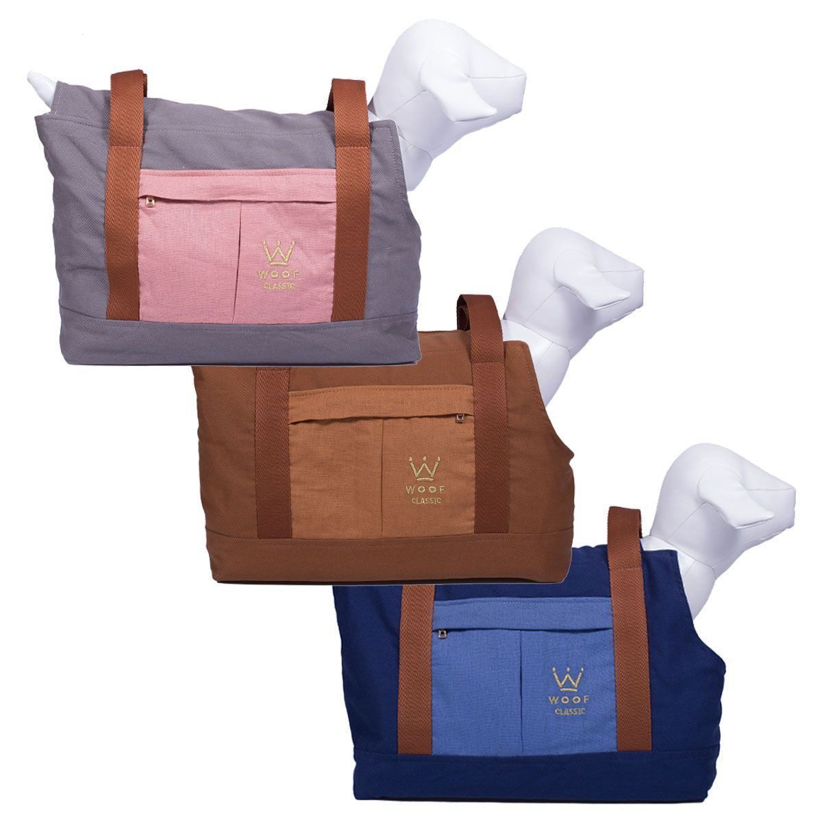 Bolsa Bag Woof Classic Enchanté