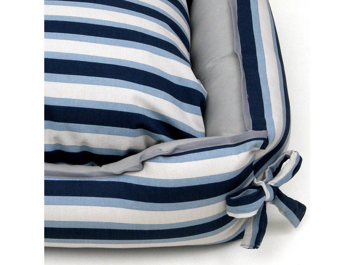 Cama de Cachorro Soneca Elegance Azul Jolie Vie - P