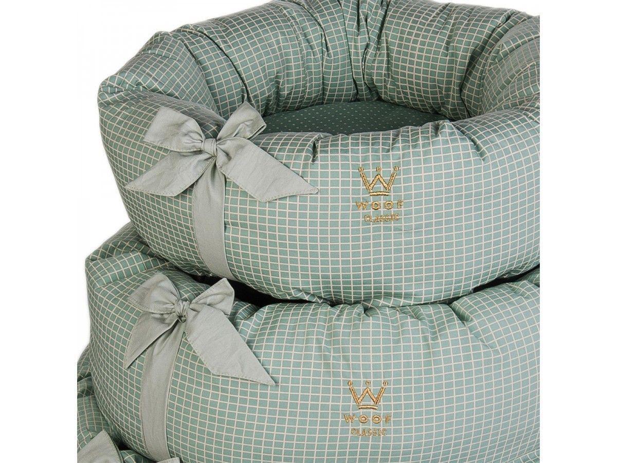 Cama Fofinha Woof Classic Deep II Tiffany - P