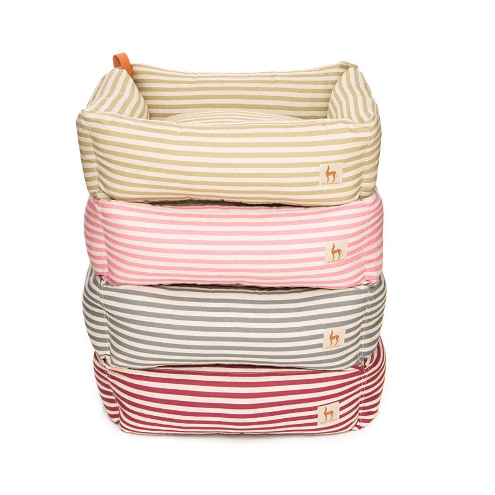Cama para Cachorro Luxury Stripes Pet-à-Porter