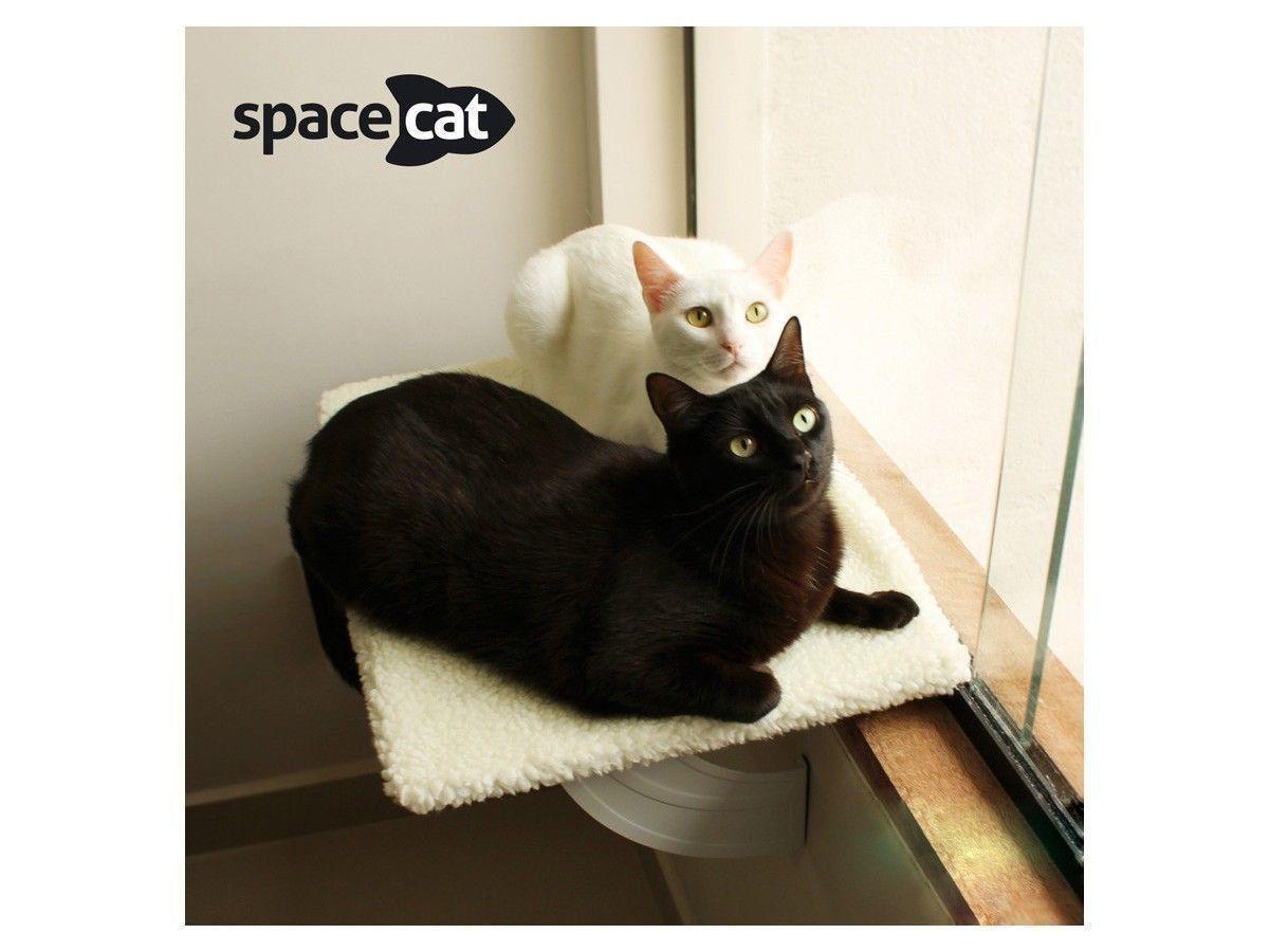 Prateleira de Janela para gatos Spacecat Gatton