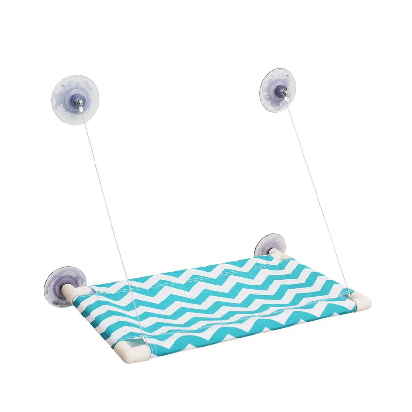 Cama Suspensa para Gatos Chevron Acqua Catbed Fish Gatton