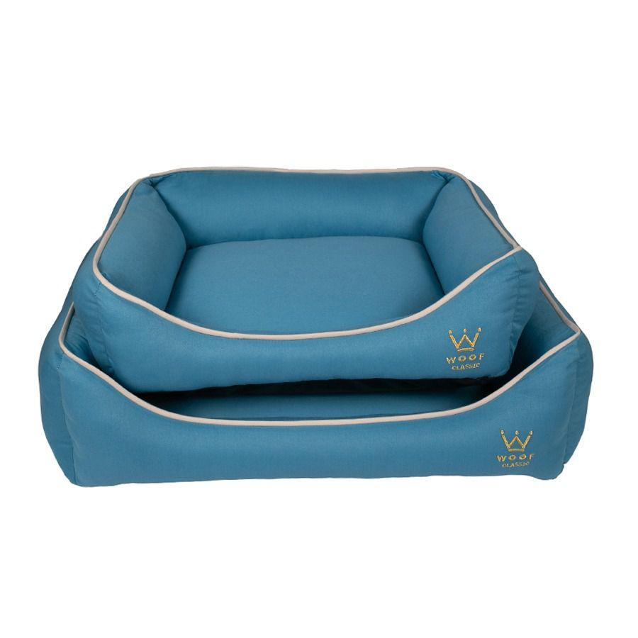 Cama Woof Classic Azul Celeste