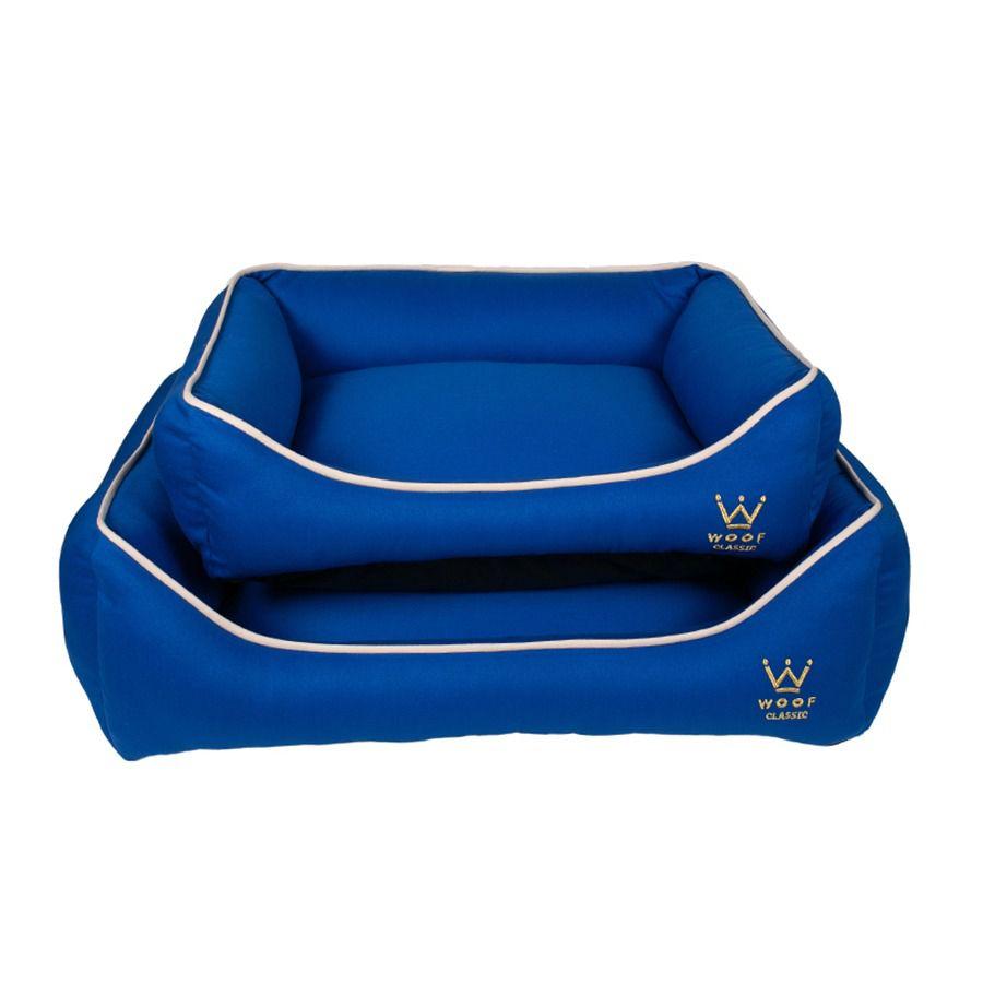 Cama Woof Classic Azul Royal