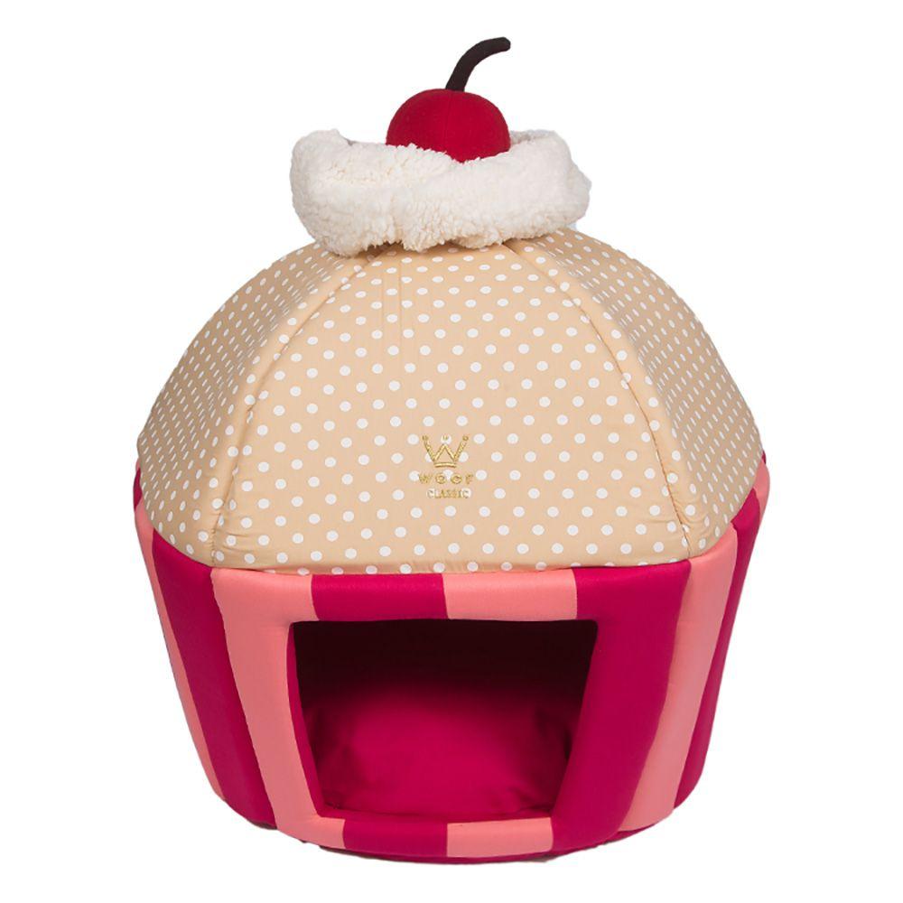 Caminha Cupcake Woof Classic Pink
