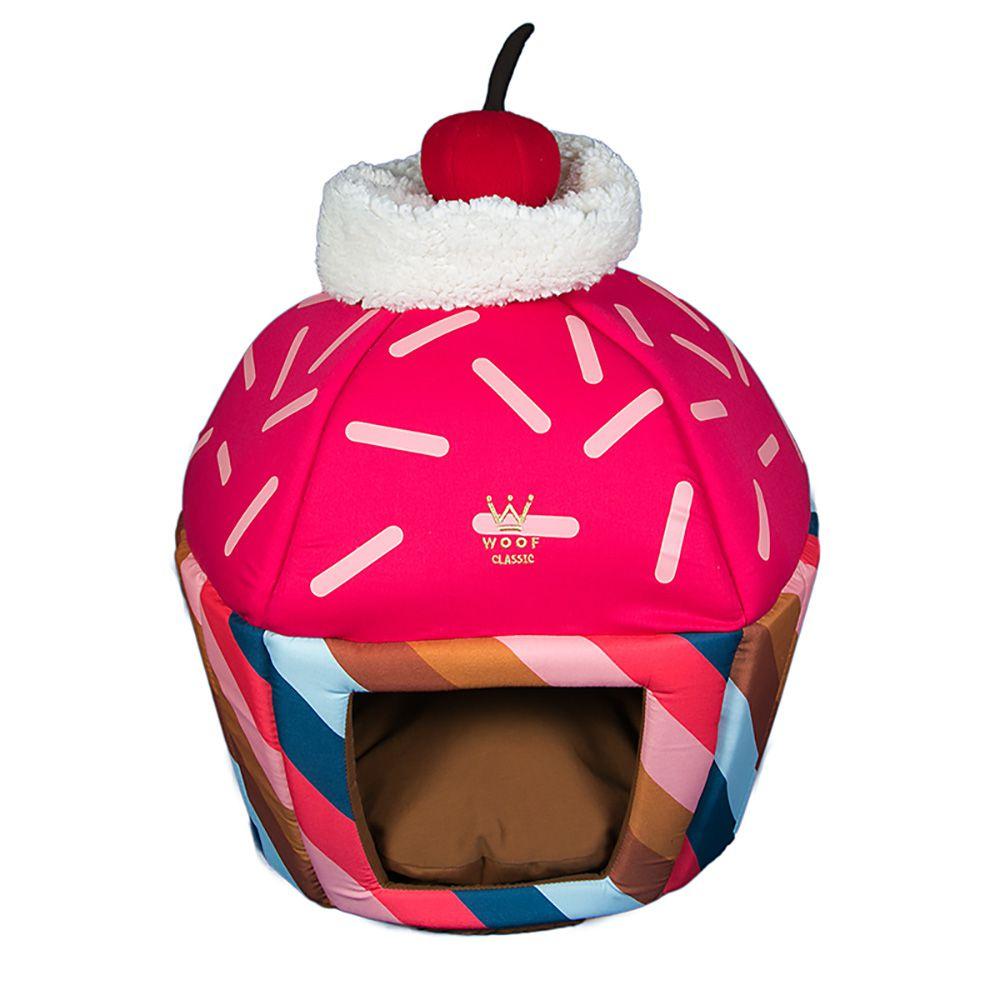 Caminha Cupcake Woof Classic Sweet Dreams Pink