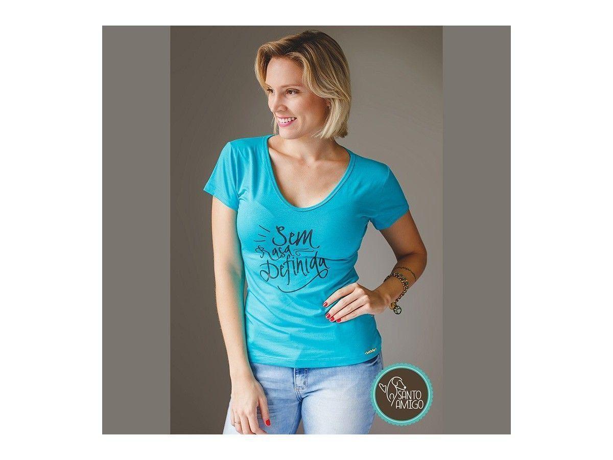 Camiseta Sem Raça Definida