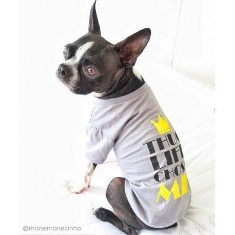 Camiseta Thug Life Yo Dog