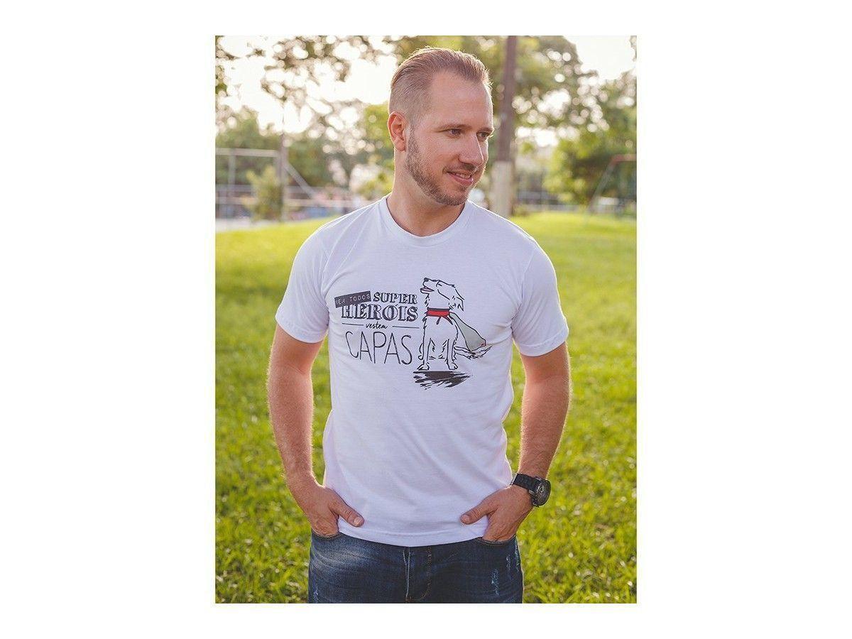 Camiseta Unissex Hero
