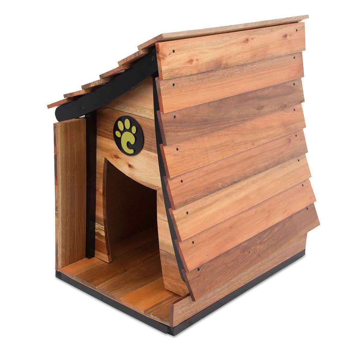 Casinha para Cachorro Crooked Carlu Pet