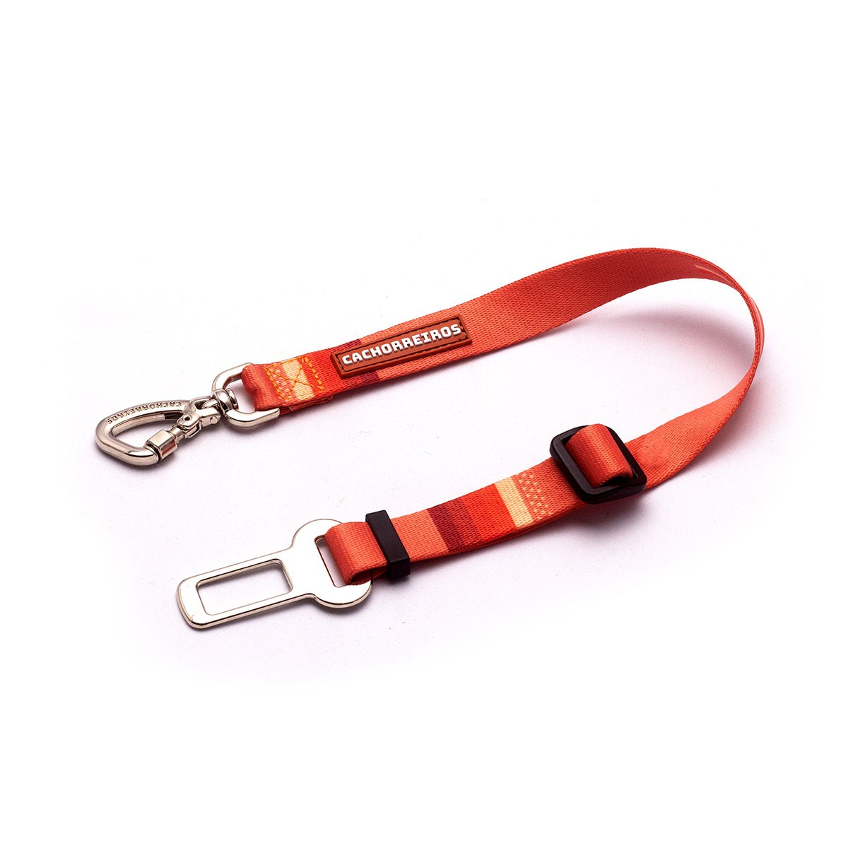 Cinto de Segurança para cães Cachorreiros Coral