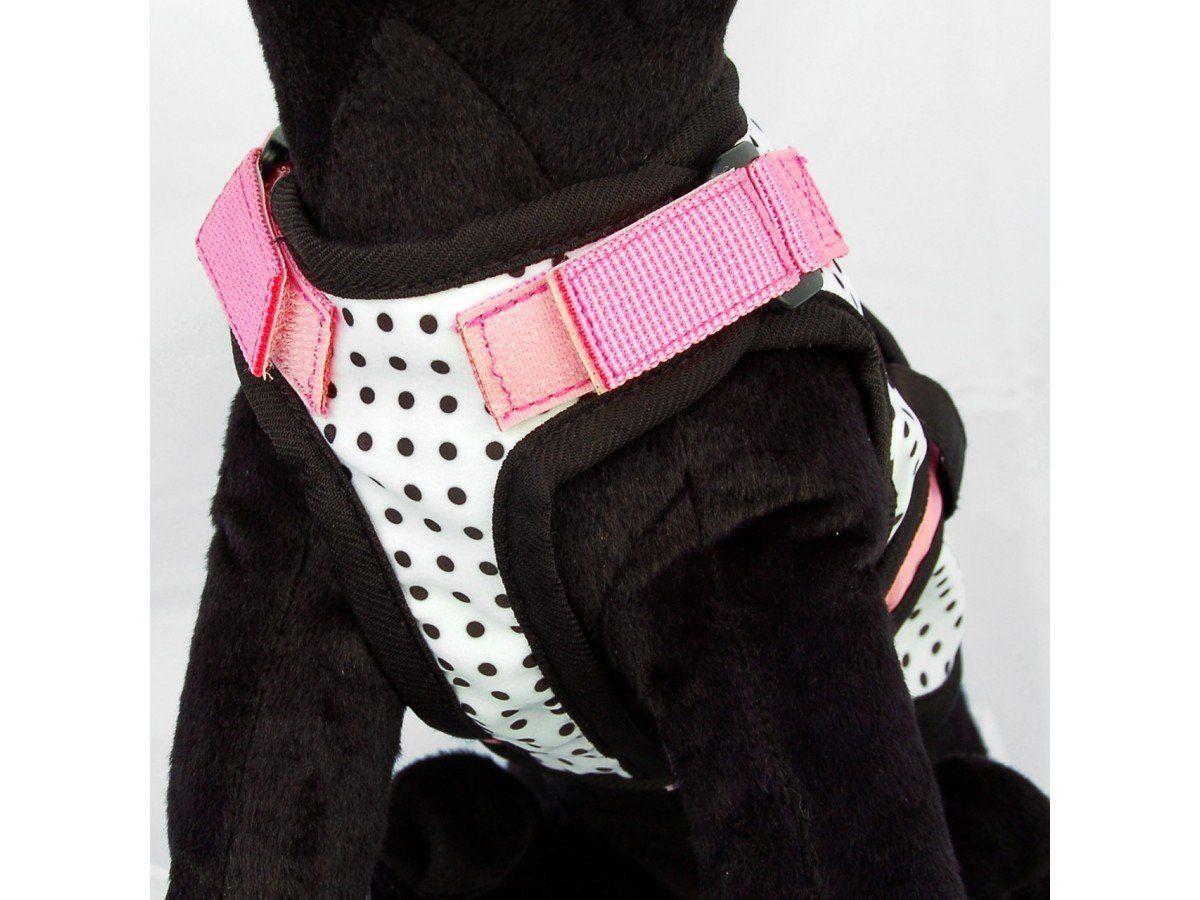 Coleira Peitoral Avant Garde Couture Princess - M