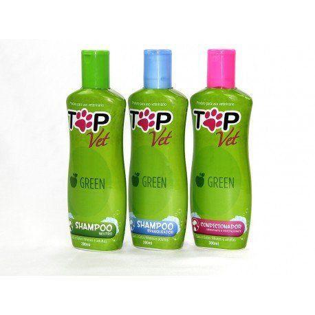 Combo Shampoo e Condicionador Linha Green 300ml