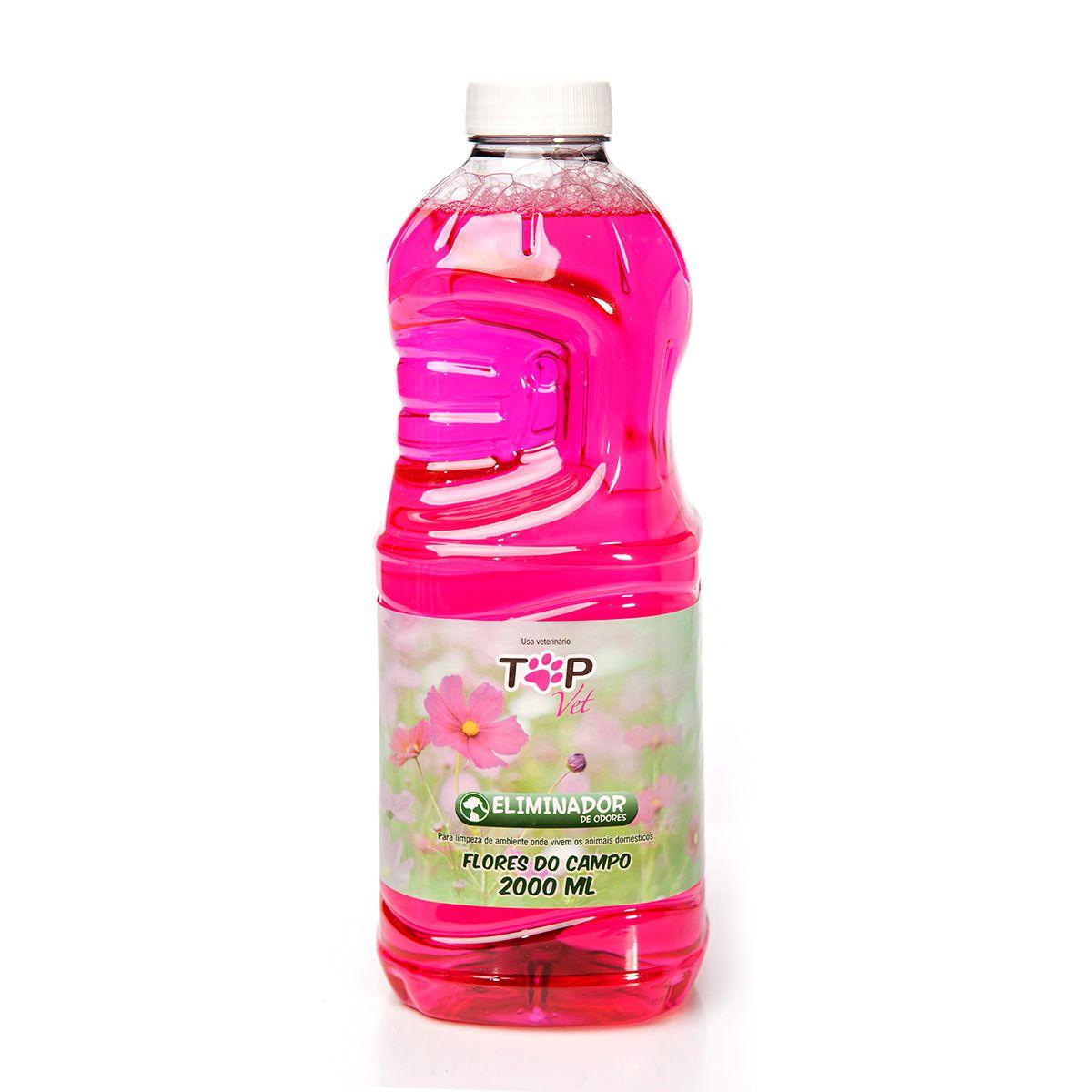 Eliminador de Odores Top Vet 2L