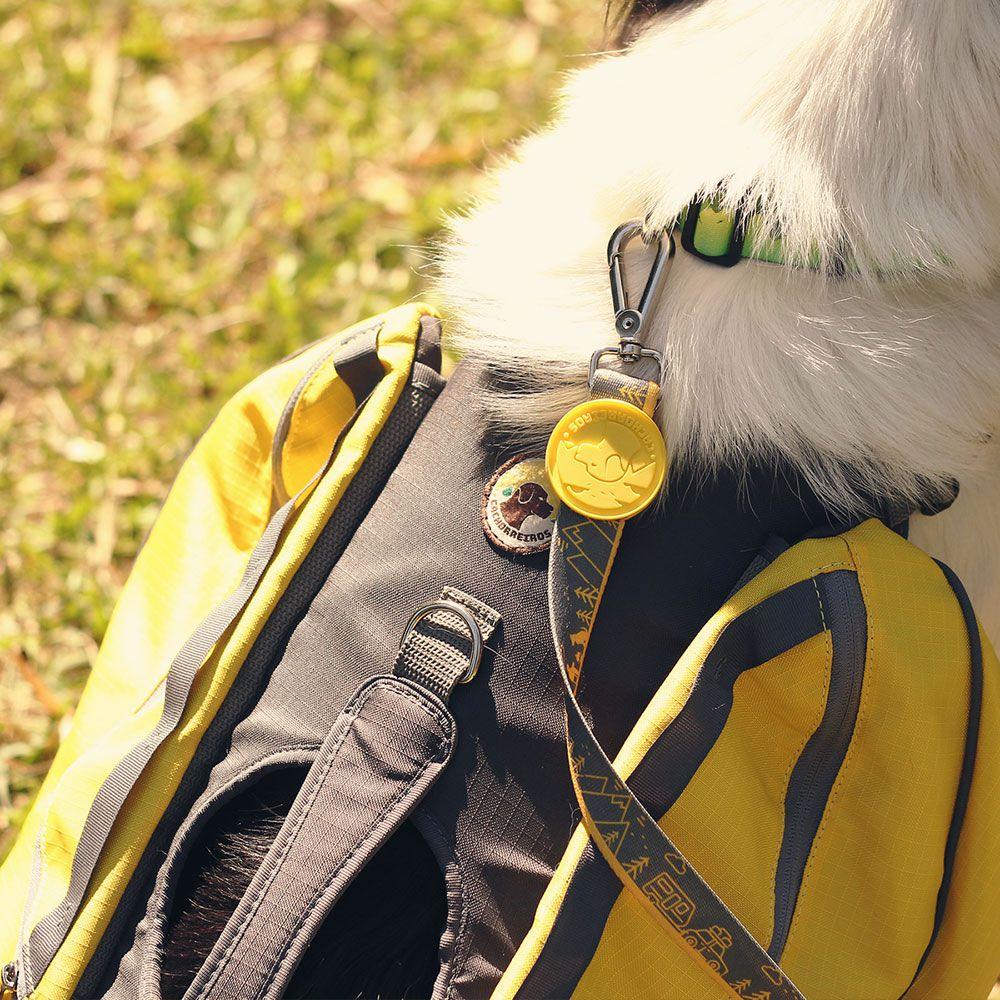 Mochila para Trail com cachorro