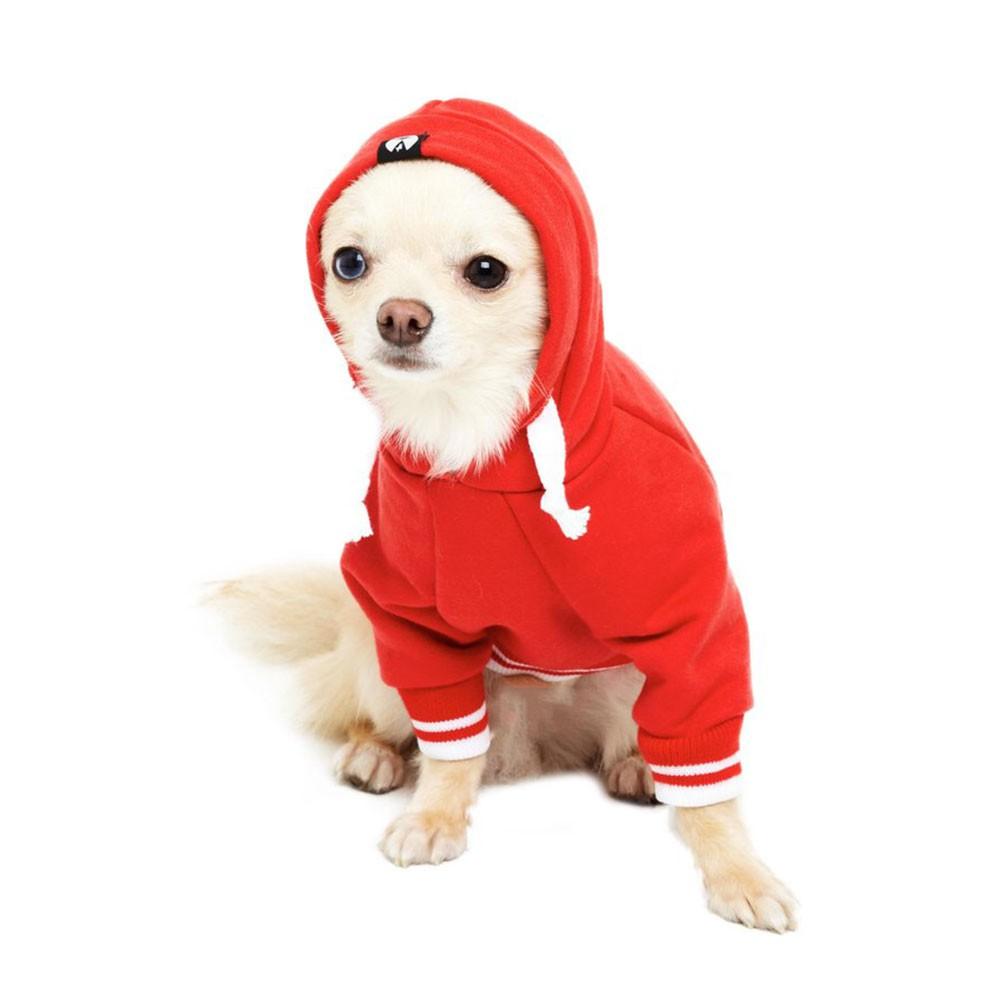 Moletom Pet My Boo Vermelho