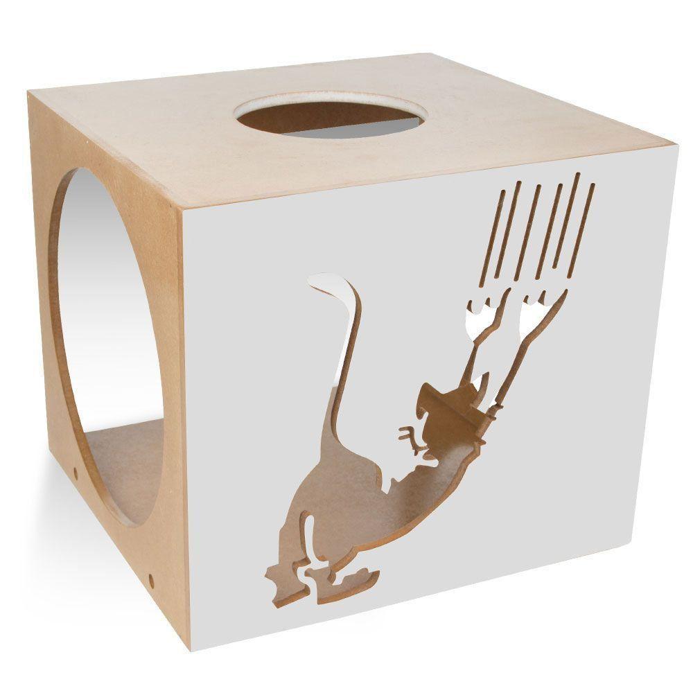 Nicho para Gatos Carlu Pet Scratch