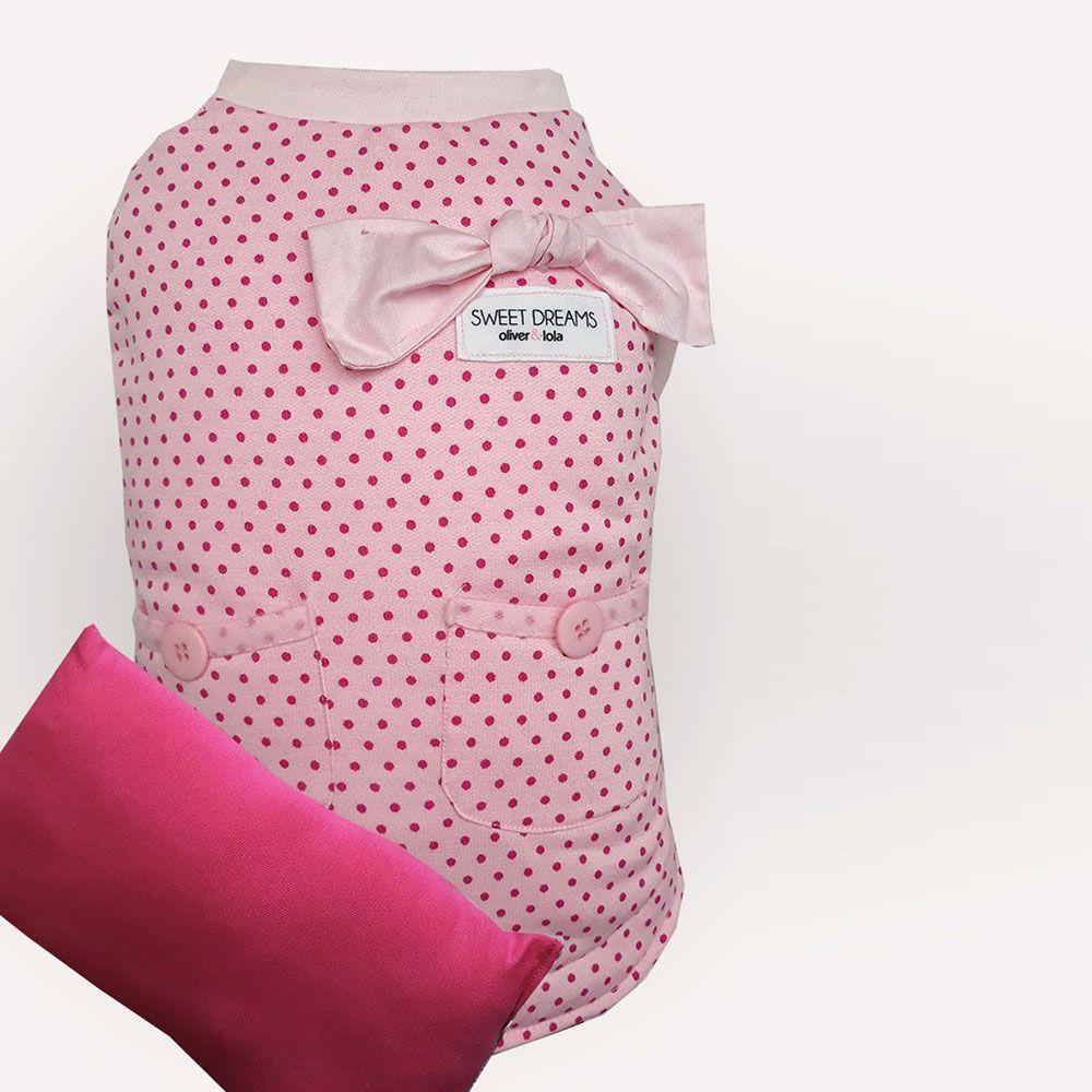 Pijama pet Feminino Oliver&Lola