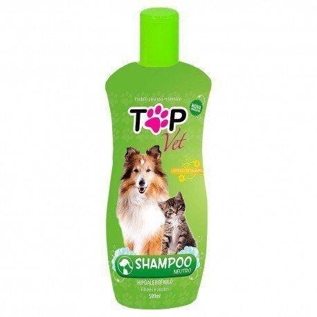 Shampoo Top Vet Neutro Premium