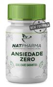 Ansiedade ZERO - Combate a ansiedade, depressão, stress e irritabilidade - 30 caps