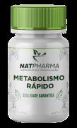 Metabolismo RÁPIDO - Acelera o Metabolismo e Combate o efeito platô - 30 caps