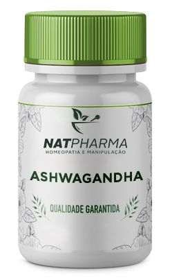Ashwagandha 500mg - 60 caps