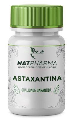 Astaxantina 50mg - 60 caps