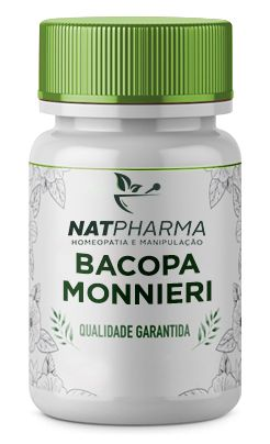 Bacopa Monnieri 250mg - 60 caps