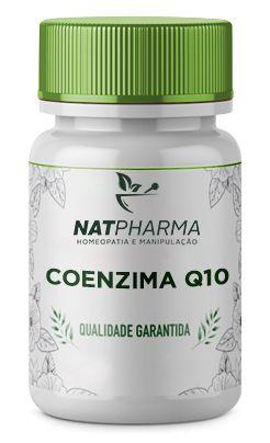 Coenzima Q10 100mg - 30 caps