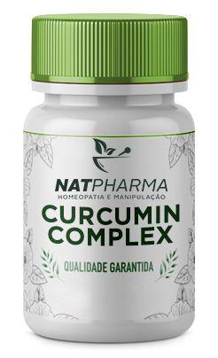Curcumin Complex- 60 caps