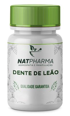Dente de Leão 250mg - 60 caps