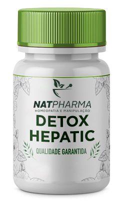 Detox hepatic - 30 caps