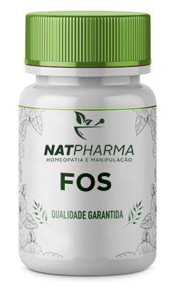 FOS (Frutooligossacaríderos) 250mg - 60 caps